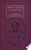 Ebook Fifty Years in Ceylon Epub Thomas Skinner Apps Read Mobile