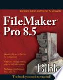 FileMaker Pro 8 5 Bible