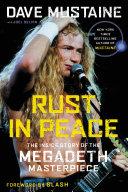 Book Rust in Peace