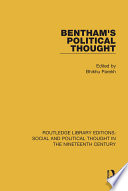 Bentham s Political Thought