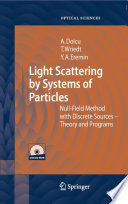 Light Scattering By Systems Of Particles book