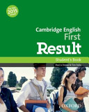 Cambridge English First Result  Student s Book