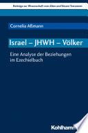Israel - JHWH - Völker