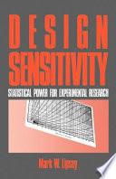 Design Sensitivity