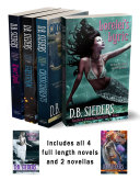 The Southern Elemental Guardians - Complete Series: Books 1, 2, 3, 4, and Novellas 0.5 and 2.5