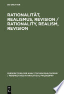 Rationalit  t  Realismus  Revision   Rationality  Realism  Revision