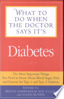 What To Do When The Doctor Says It S Diabetes