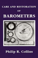 Care and Restoration of Barometers