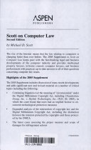 Scott on Computer Law