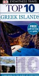 Top 10 Eyewitness Travel Guide   Greek Islands