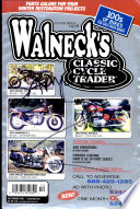 WALNECK S CLASSIC CYCLE TRADER  DECEMBER 2003