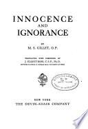 Innocence and Ignorance