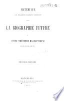 Mat Riaux En Grande Partie In Dits Pour La Biographie Future Du Comte T Rastaptchine Rassembl S Par Son Fils A F Rostopchin