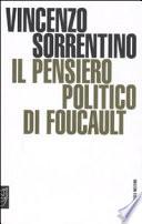 Il pensiero politico di Foucault