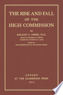 The Rise And Fall Of The High Commission