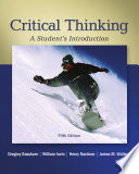 Critical Thinking  A Students Introduction