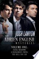 The Adrien English Mysteries Box Set