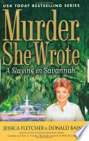 Murder  She Wrote  A Slaying in Savannah