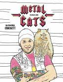 Metal Cats Coloring Book : ...
