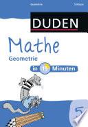 Mathe in 15 Minuten - Geometrie 5. Klasse
