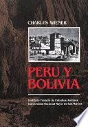 Per   y Bolivia  Relato de viaje