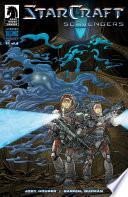 StarCraft: Scavengers #1 Artist Gabriel Guzman Mass Effect Discovery Star