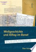 Weltgeschichte und Alltag im Banat
