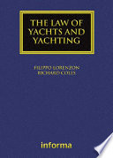 Law of Yachts   Yachting