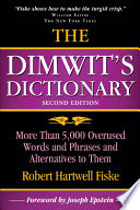 The Dimwit S Dictionary