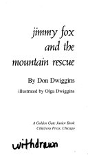 Jimmy Fox and the mountain rescue