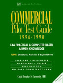 Commercial Pilot Test Guide  1996 1998