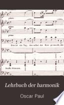 Lehrbuch der harmonik