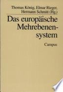 Das europäische Mehrebenensystem