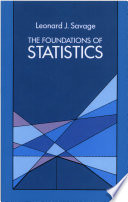 The Foundations Of Statistics book