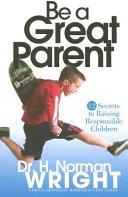 download ebook be a great parent! pdf epub