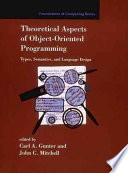 Theoretical Aspects of Object oriented Programming