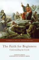 The Faith for Beginners