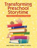download ebook transforming preschool storytime pdf epub