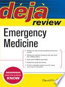 Deja Review Emergency Medicine
