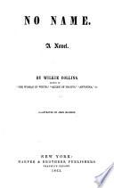 No name  A novel     Illustrated by John McLenan