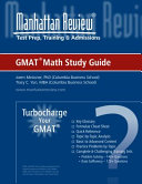 Manhattan Turbocharge Your Gmat Math Study Guide