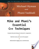 Mike and Phani s Essential C   Techniques
