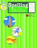 Spelling Skills  Grade 6