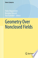 Geometry Over Nonclosed Fields