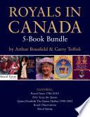 royals in canada 5 book bundle