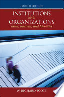 Institutions and Organizations