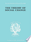 The Theory of Social Change