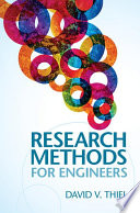 Research Methods for Engineers