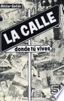 Calle Donde Tu Vives 5   rustica