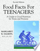 Food Facts For Teenagers